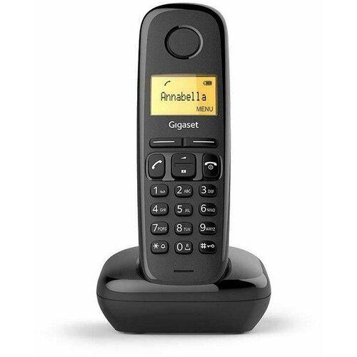 Gigaset A170 Black fiksni telefon Slike