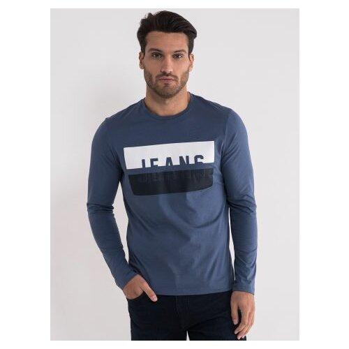 Legendww muška pamučna plava majica 6602-9368-17 Slike