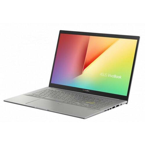 Asus VivoBook 15 KM513UA-WB321T (Full HD, Ryzen 3 5300U, 8GB, SSD 512GB, Win10 Home) laptop Slike