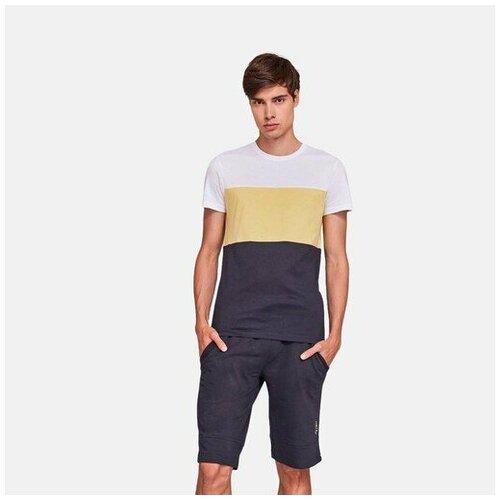 Marx muška majica kratkih rukava MARCB002056 bela  Cene