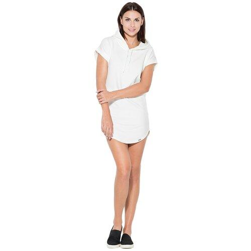 Katrus Ženska haljina K343 bela | braon  Cene