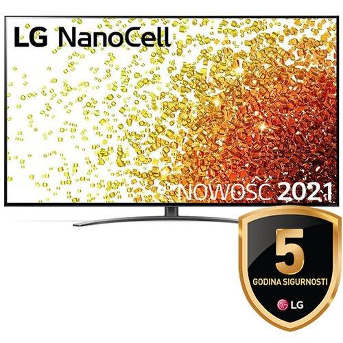LG 75NANO963PA Smart 4K Ultra HD televizor Slike