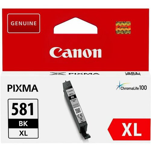 Canon CLI-581XL BK - Black, 2280 pages ketridž Slike