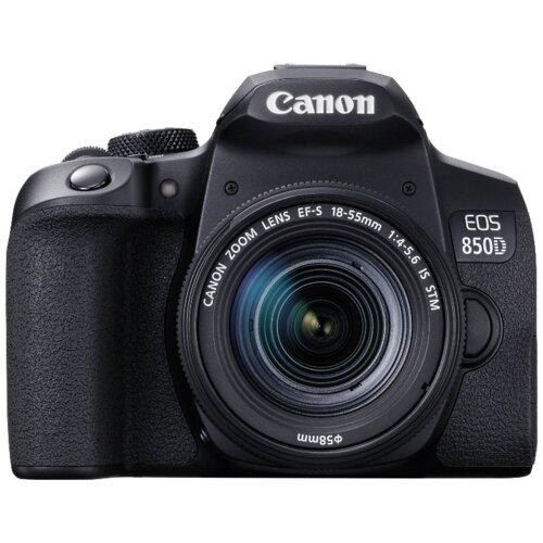 Canon EOS 850D + EF-S 18-55 mm f/3.5-5.6 IS STM digitalni fotoaparat Slike