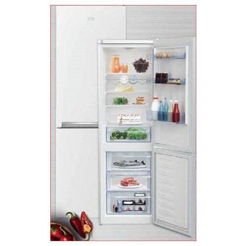 Beko RCSA 366K30 W frižider sa zamrzivačem Slike