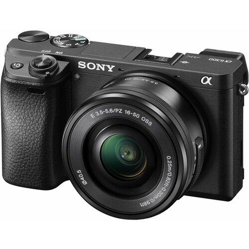 Sony A6300 set sa 16-50mm digitalni fotoaparat Slike