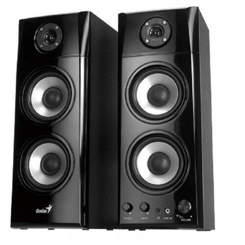 Genius SP-HF1800A 2.0 Wood zvučnik Slike