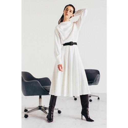 Mona midi karirana haljina 54116101-1  Cene