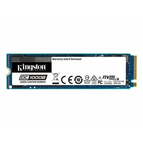 Kingston SSD 240GB, M.2 2280, PCIe NVMe, DC1000B SEDC1000BM8/240G ssd hard disk Slike