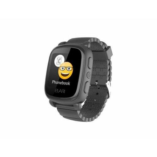 Elari KidPhone 2 dečiji pametni sat-telefon crni  Cene