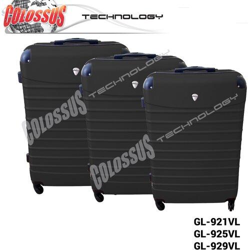 Colossus kofer putni gl-925vl crni Slike