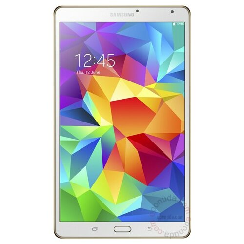 Samsung Galaxy Tab S 8.4 SM T700 - Wi-Fi 8,4, white tablet pc računar Slike