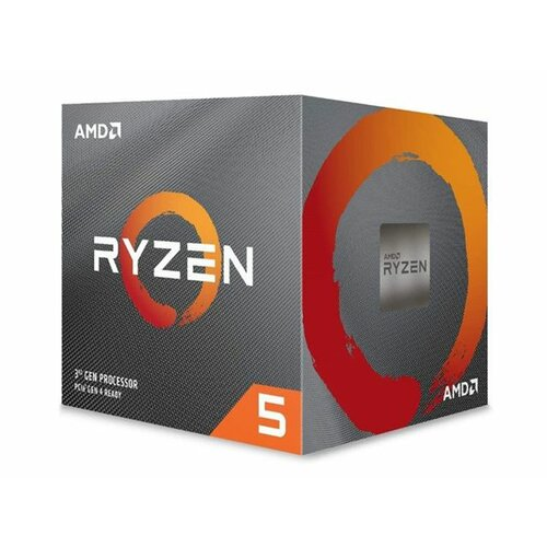 AMD Ryzen 5 3600XT 6 cores 3.8GHz (4.5GHz) procesor Slike