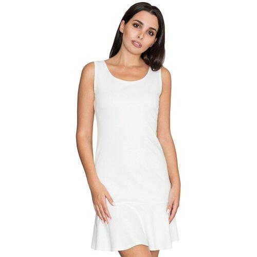 Figl Ženska haljina M574 bela  Cene