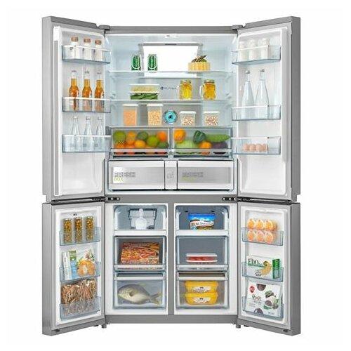 Midea HQ-840WEN side by side frižider Slike