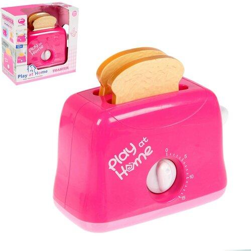 Toyzzz roze toster za hleb (450219) Slike