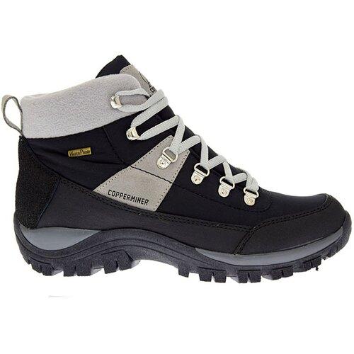 Copperminer ženske zimske cipele AURORA Q319W-AURORA-BLK  Cene