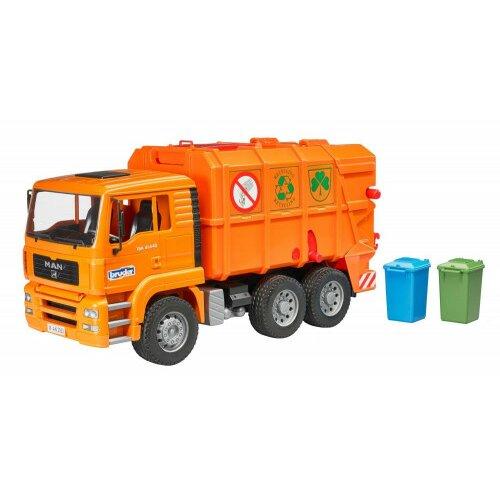 Bruder kamion djubretarac (53501) Slike