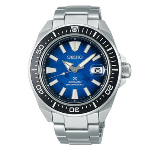 Seiko Prospex Save the ocean muški ručni sat SRPE33K1 Slike