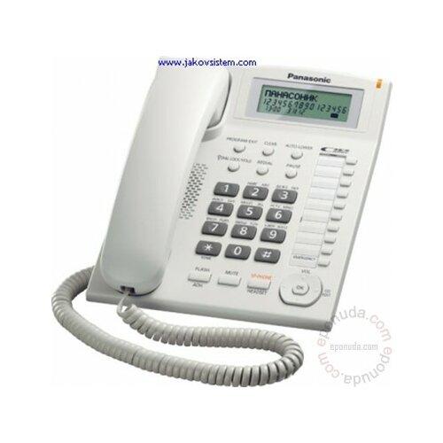 Panasonic KX-TS880FXB fiksni telefon Slike