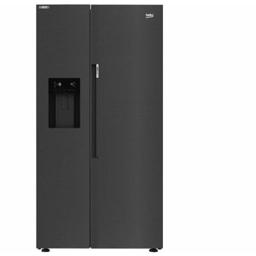 Beko GN162341XBRN side by side frižider Slike