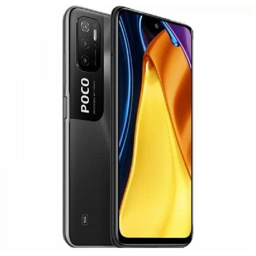 Xiaomi POCO M3 Pro 5G 4GB/64GB black mobilni telefon Slike
