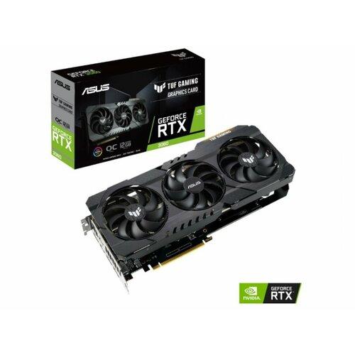 Asus TUF Gaming GeForce RTX3060 OC (TUF-RTX3060-O12G-GAMING) 12GB GDDR6 256bit grafička kartica Slike