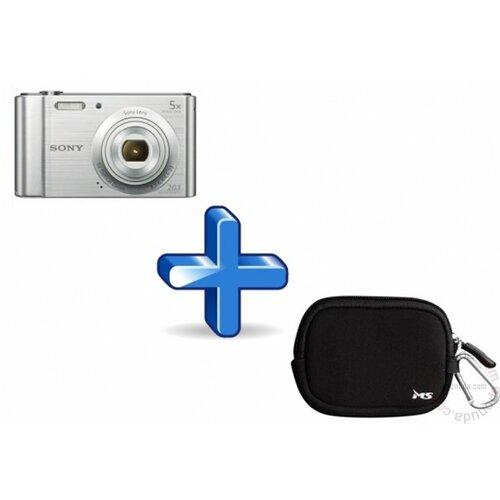 Sony DSC-W800S Silver digitalni fotoaparat Slike
