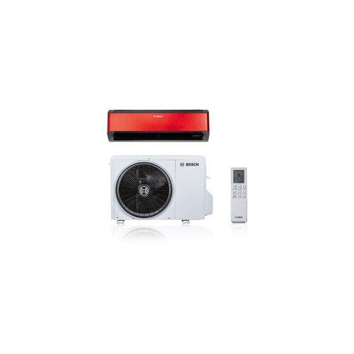 Bosch CL8001i-Set 25 ER 9 kBTU crveni inverter klima uređaj Slike