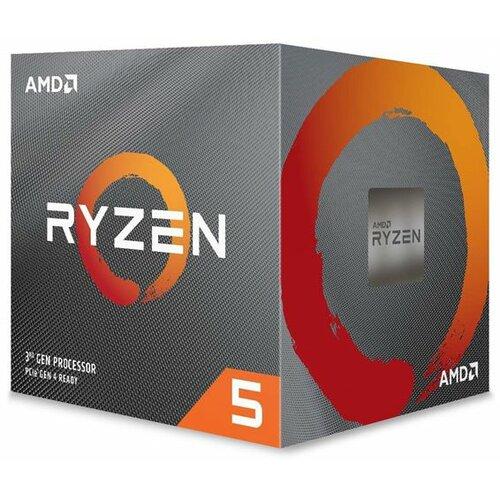 AMD Ryzen 5 3600X procesor Slike