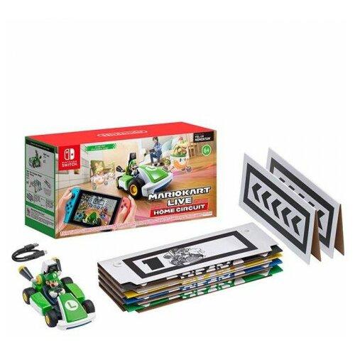 Nintendo Switch Mario Kart Live Home Circuit - Luigi igra Slike