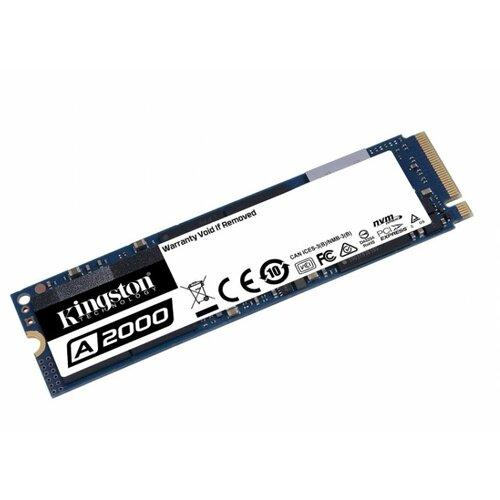 Kingston 1000GB M.2 NVMe SA2000M8/1000G A2000 series ssd hard disk Slike