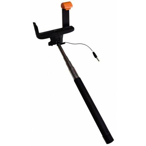 Gembird CSQ-702 Selfie stick za smartphone, zični 3,5mm crni Slike