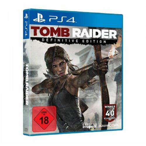 Square Enix PS4 igra Tomb Raider Definitive Edition Slike