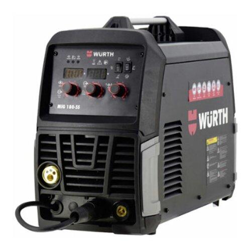 Wurth aparat za zavarivanje MIG 180-5 S Slike