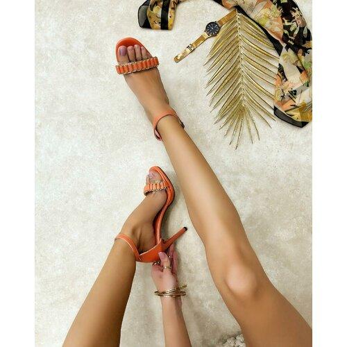 Hop Hop 15427 - ženske sandale sugita narandžasta  Cene