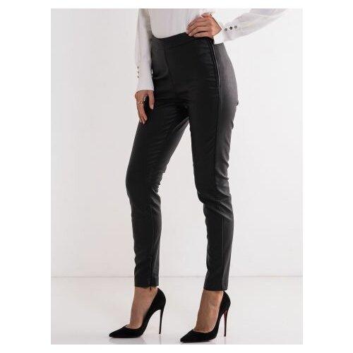 Legendww ženske crne pantalone od veštačke kože 2428-9064-06  Cene