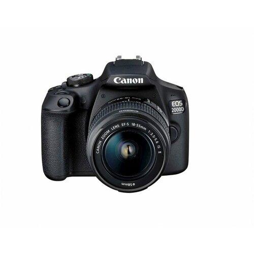 Canon EOS 2000D+18-55mm IS digitalni fotoaparat Slike