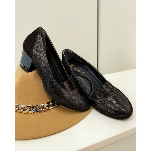Hop Hop 17432 - kožne cipele danah - smeđa Slike