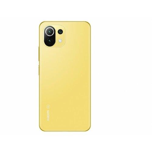 Xiaomi MI 11 LITE 5G 6GB/128GB CITRUS YELLOW MOBILNI TELEFON Slike