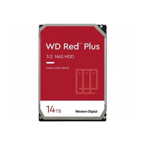 Western Digital 14TB WD140EFGX Red 7200RPM 512MB hard disk Slike