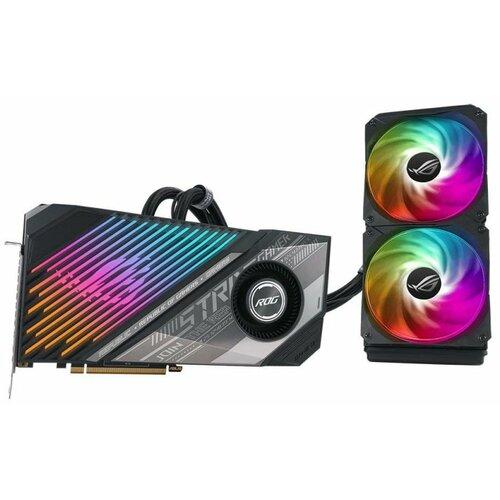 Asus AMD Radeon RX 6900 XT 16GB 256bit ROG-STRIX-LC-RX6900XT-T16G-GAMING grafička kartica Slike