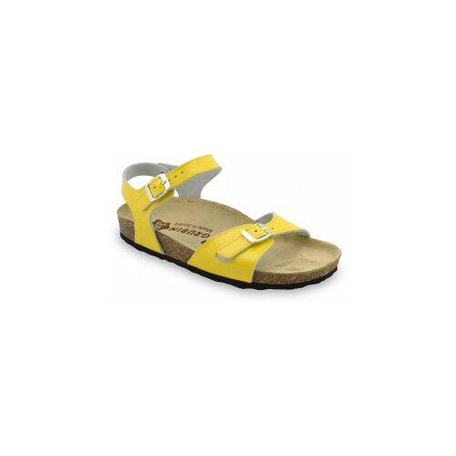 Grubin ženske sandale 0113670 RIO Žuta  Cene