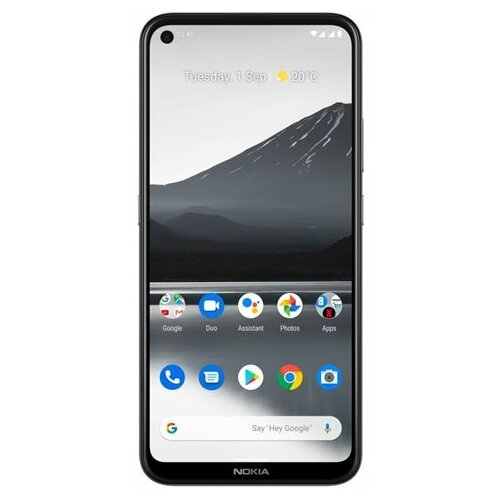 Nokia 3.4 3GB/64GB sivi mobilni telefon Slike