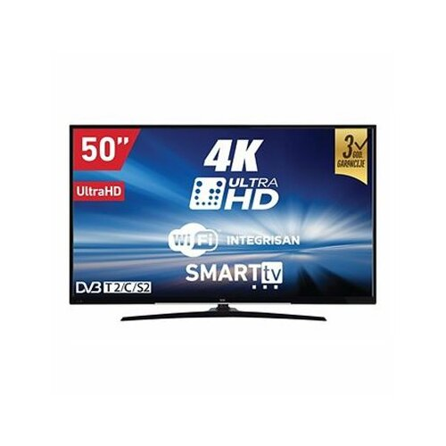 VOX 50DSW293V Smart 4K Ultra HD televizor Slike