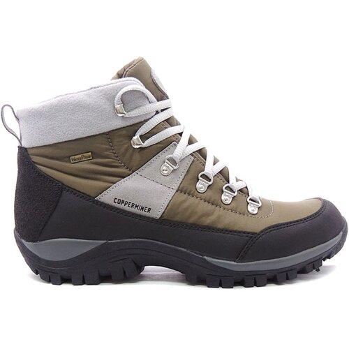 Copperminer ženske zimske cipele AURORA Q319W-AURORA-BRN  Cene