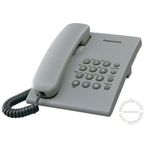 PANASONIC KX-TS500FXH fiksni telefon Slike