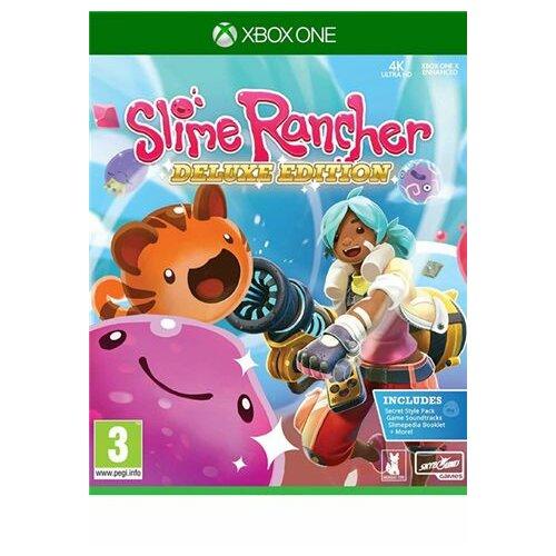 Nintendo Slime Rancher igra za Xbox One Slike