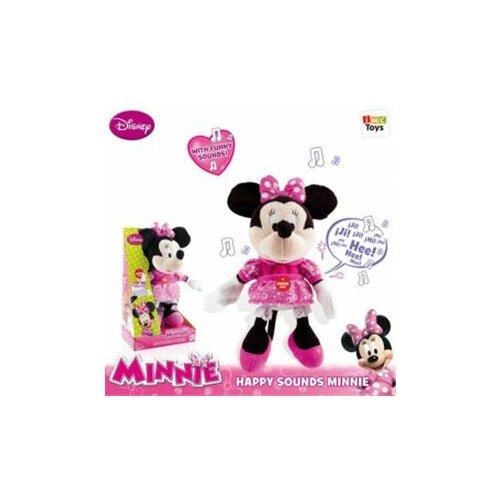 Disney plišana igračka MINNIE IMC 181113 11749 Slike