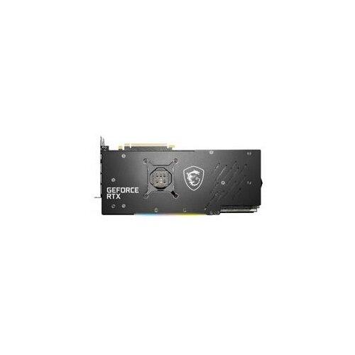 MSI nVidia GeForce RTX 3080 10GB 320bit RTX 3080 GAMING Z TRIO 10G LHR grafička kartica Slike